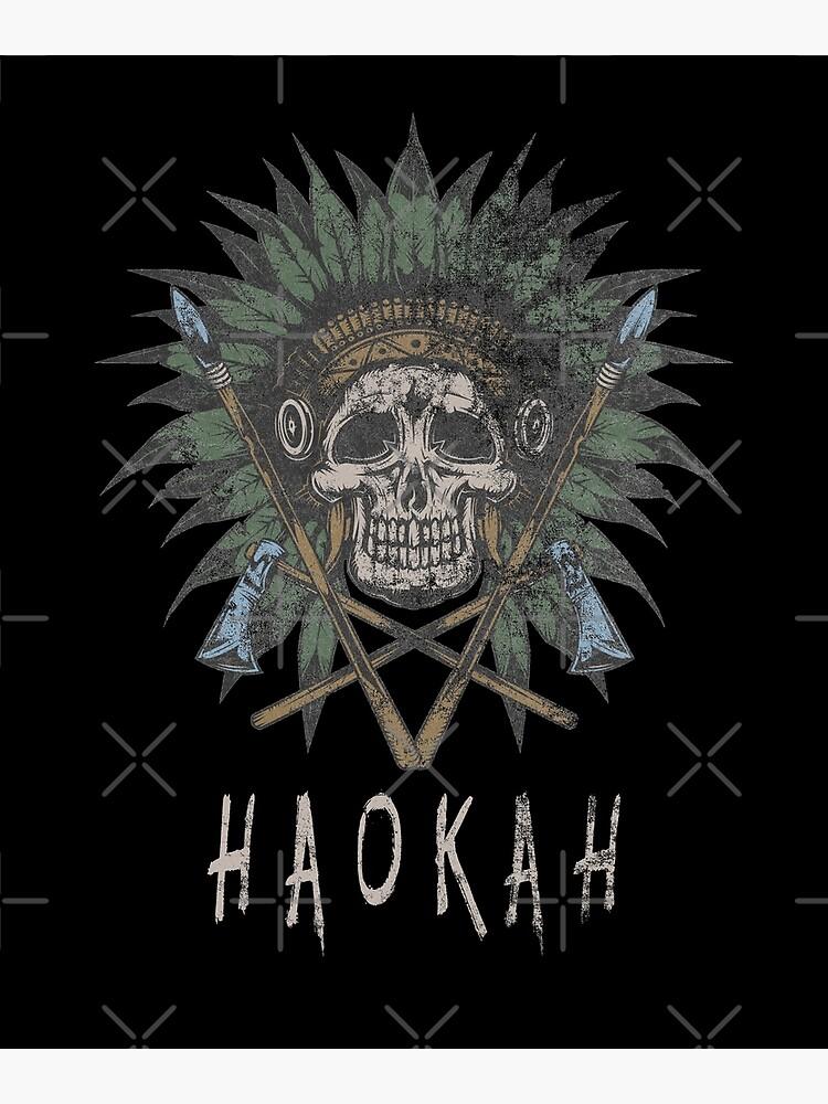 Haokah Native American Heyoka Empath Sacred Clown Empathy | Poster
