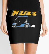 How I Roll Golf Cart Mini Skirt