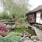 Japanese Style Garden by CreativeEm