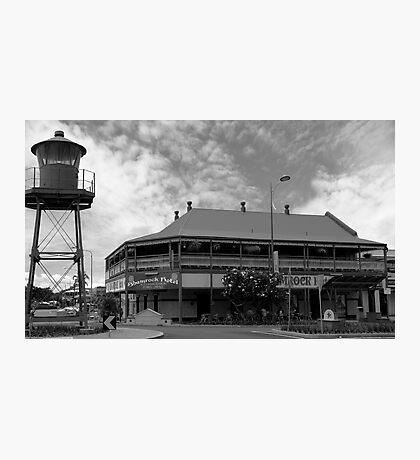 Shamrock Hotel - Townsville Australia Photographic Print