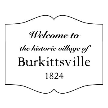 Welcome to Burkittsville, Maryland by chrisisreed