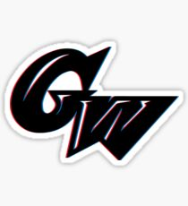 GW 3D Sticker
