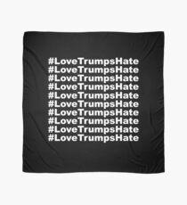 #LoveTrumpsHate Scarf