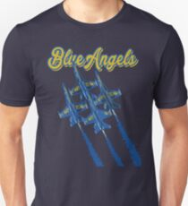 Blue Angels v2 Unisex T-Shirt