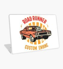Plymouth Road Runner - American Muscle Laptop Folie