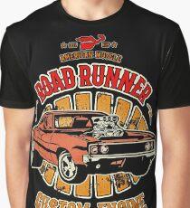 Plymouth Road Runner - American Muscle Grafik T-Shirt