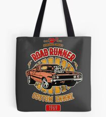 Plymouth Road Runner - American Muscle Tote Bag