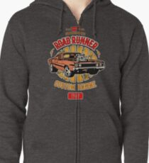 Plymouth Road Runner - American Muscle Kapuzenjacke
