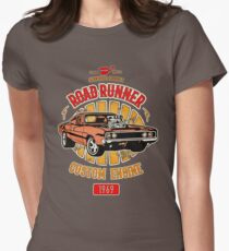 Plymouth Road Runner - American Muscle Tailliertes T-Shirt