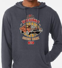 Plymouth Road Runner - American Muscle Leichter Hoodie