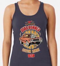 Plymouth Road Runner - American Muscle Racerback Tank Top