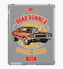 Plymouth Road Runner - American Muscle iPad-Hülle & Klebefolie