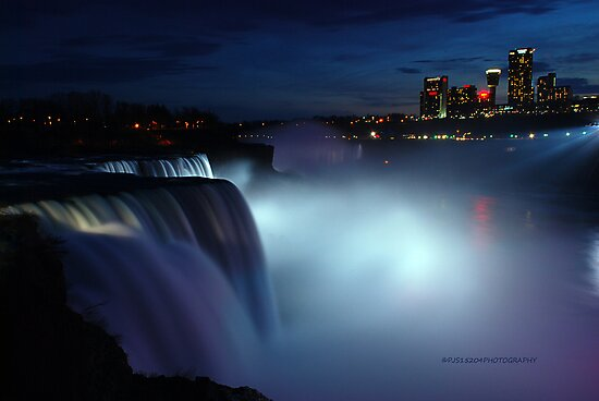 Niagara at dusk by PJS15204