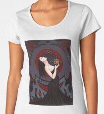 """Astral Magic """"Dark / Vampire"""" Women's Premium T-Shirt"""