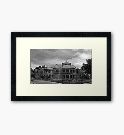 Customs House - Townsville Australia Framed Print
