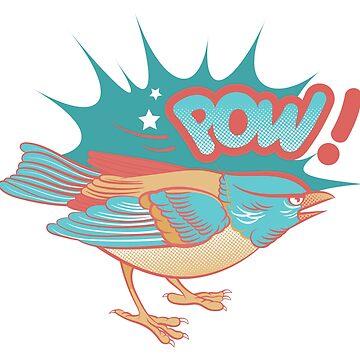 Sparrow Wut von PAgata
