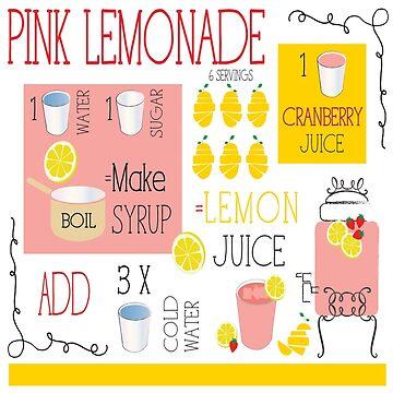 PINK LEMONADE by bernavue