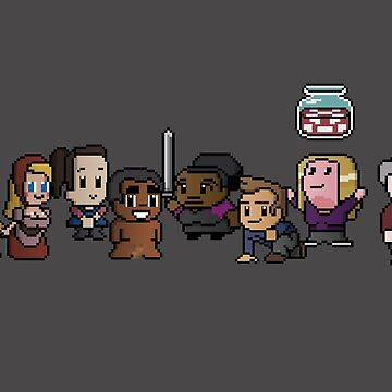 8-Bit Community by Twagger
