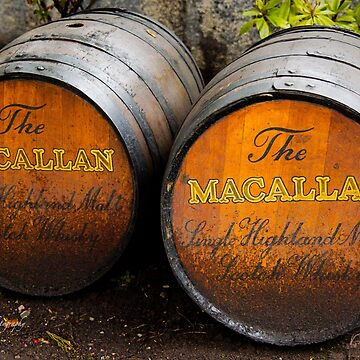 MacAllan Casks by Photograph2u