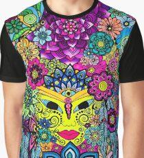 3 Chakras Drawing on Paper - Art&Deco By Natasha Graphic T-Shirt