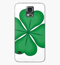 Four Leaf Clover Case/Skin for Samsung Galaxy