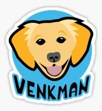 Venkman Sticker