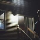 Late night cig by Brett Yoncak