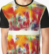 Electric Garden  Graphic T-Shirt
