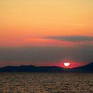 Tramonto sul Mediterraneo by JOSEPHMAZZUCCO