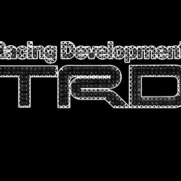 TRD Toyota Racing Developments  by roccoyou
