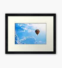 Am I awake, or is this just a dream? Framed Print