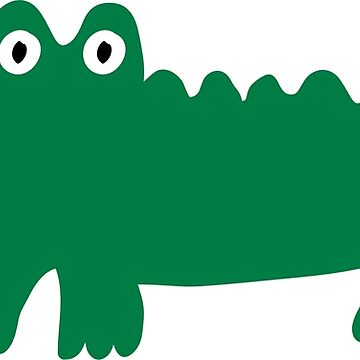crocodile by Pferdefreundin