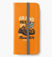 RACING CARS iPhone Wallet/Case/Skin