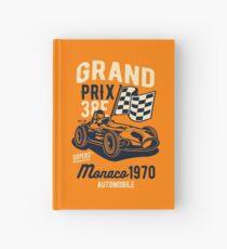 RACING CARS Hardcover Journal