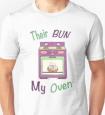 Bun In The Oven T-Shirts   Redbubble