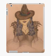 The Witch is Coming iPad Case/Skin