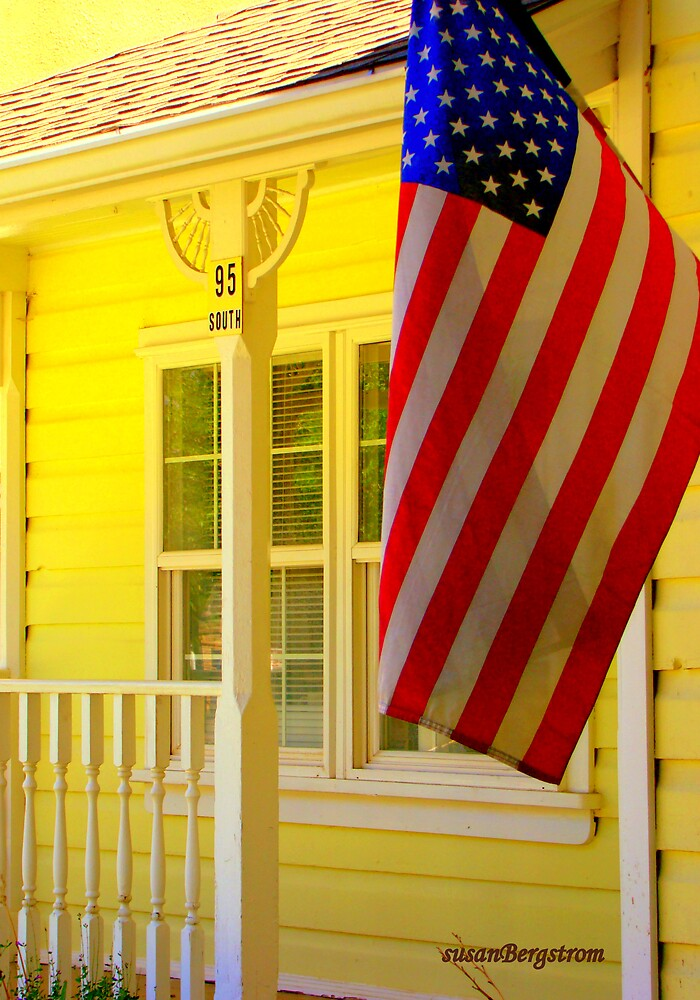 American Colors by Susan  Bergstrom
