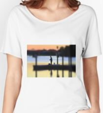 The Angler ! Women's Relaxed Fit T-Shirt