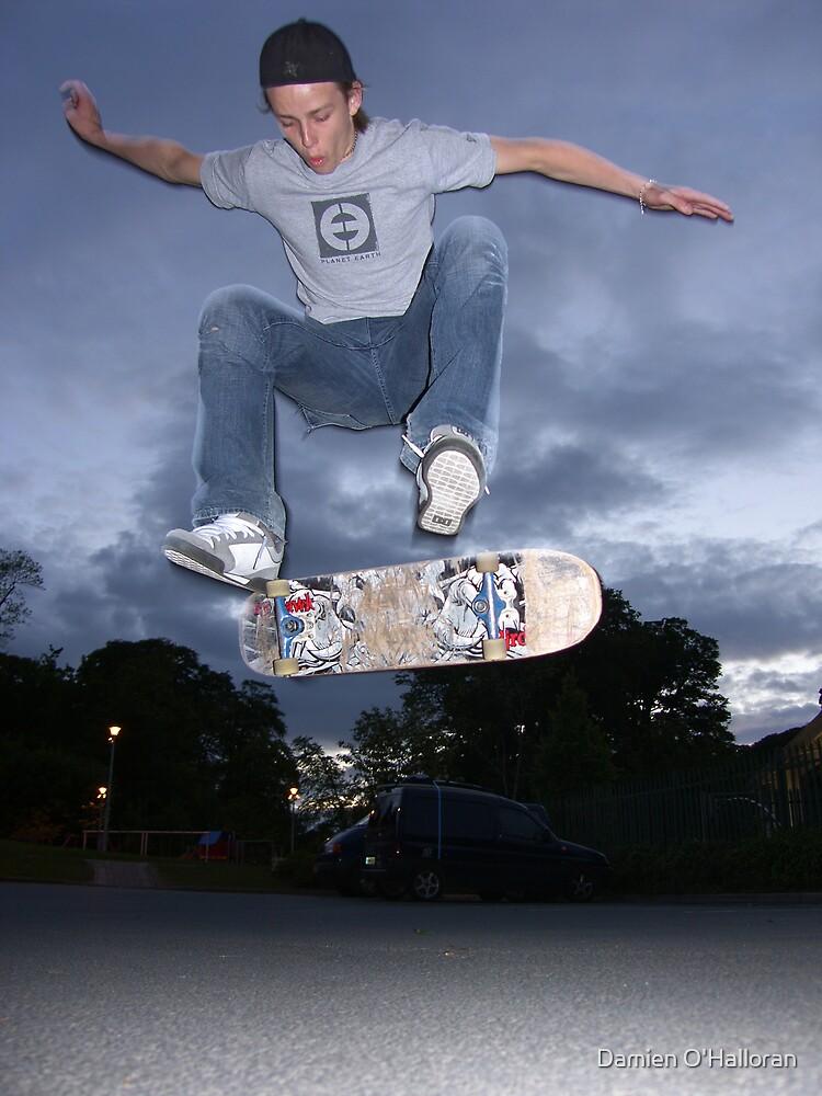 Kickflip by Damien O'Halloran