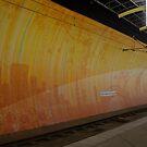 Orange tunnel by DevinVShop