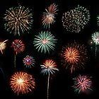 Fireworks Composite by AriasPhotos