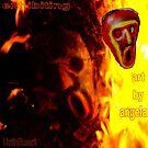 v1 in flames _ex savedfromthefire xiii by artbyangela