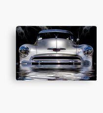 Chevy Strong Canvas Print