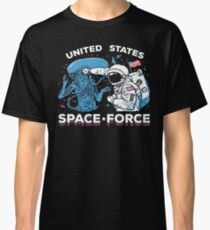 United States Space Force Shirt Classic T-Shirt
