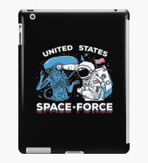 United States Space Force Shirt iPad Case/Skin