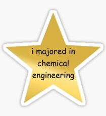 College Catastrophes You Tried Meme I Majored in Chemical Engineering  Sticker