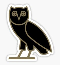 OVO Drake Owl Sticker