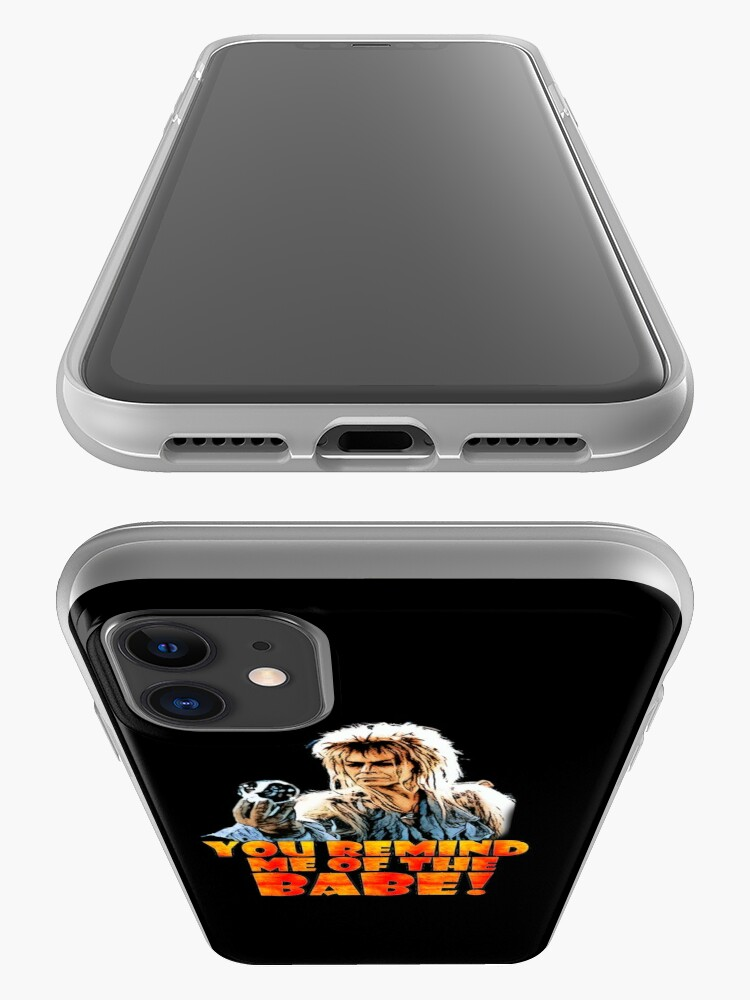 Alternate view of Power of the Babe iPhone Case & Cover
