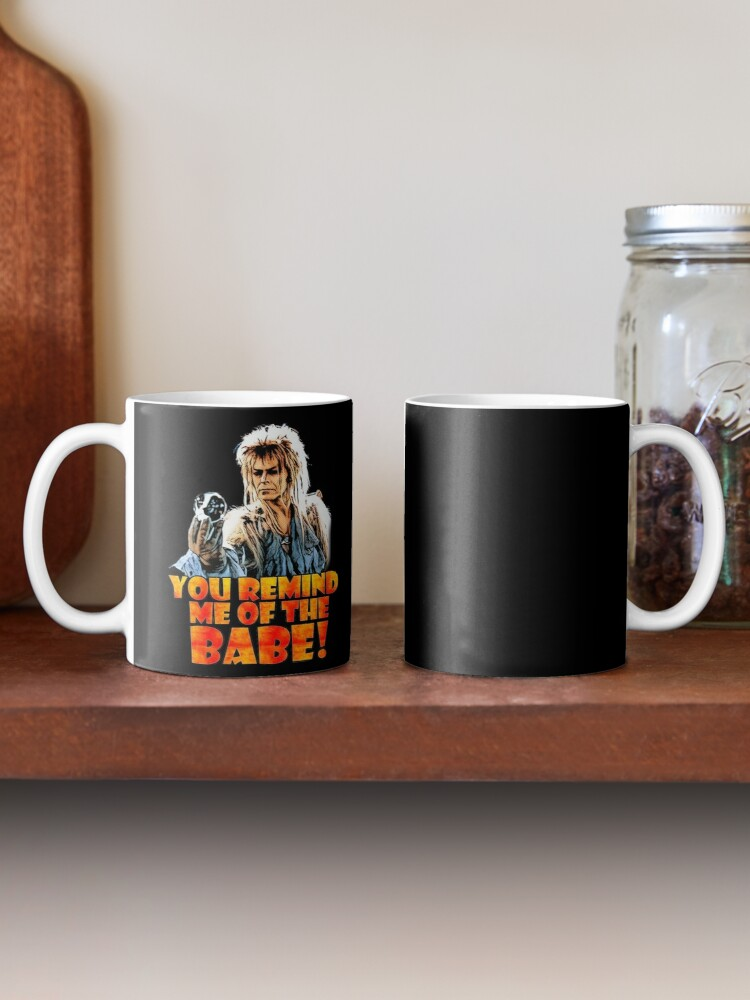Alternate view of Power of the Babe Mug