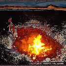 "8 xiiiF ""salamander sea of love"" vii1_savedfromthefire by artbyangela"